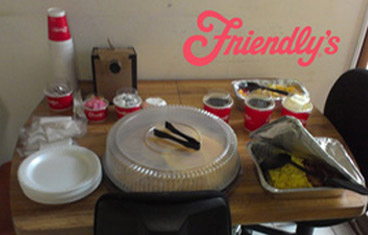 breakfast catering friendlys