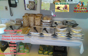 Mexican Catering York and Lancaster PA